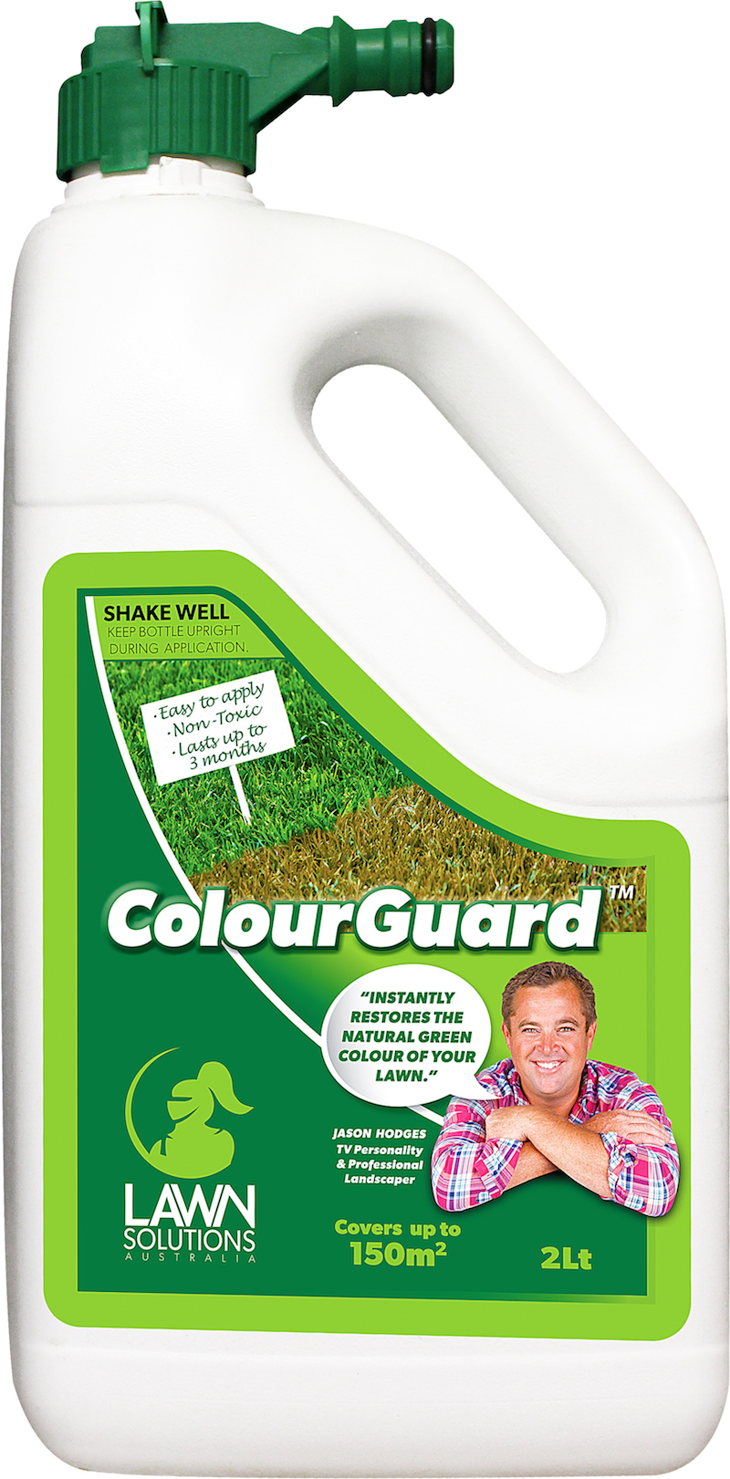 Lawn Solutions Colour Guard