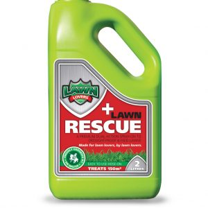 Lawn Lovers Lawn Rescue