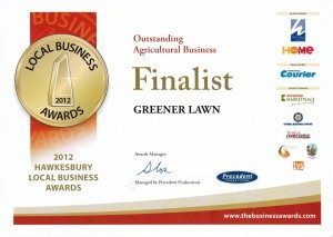 Hawkesbury Local Business Awards