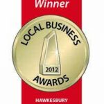 Hawkesbury Local Business Awards 2012 - WINNERS